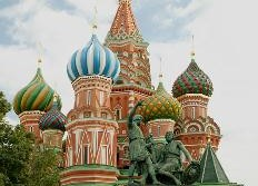 Trip to Russia – May 2011