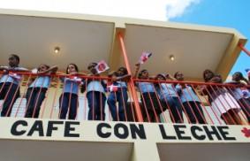 多明尼加共和國:『咖啡加上奶』