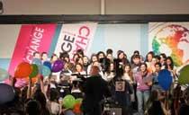 合一世界青年的聚會:再出發!