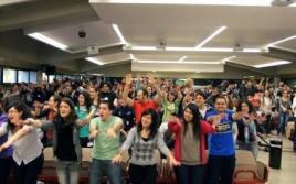 合一世界青年的聚會