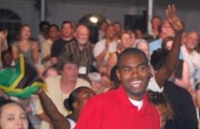 牙買加:紅新青國際樂隊巡迴演出