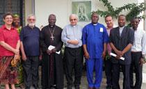肯尼亞、馬達加斯加、喀麥隆的普世博愛運動內的主教朋友