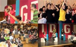 在葡萄牙青年会议 28/1/2012