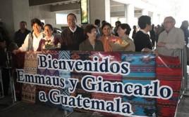 Maria Voce in Guatemala, Mexico, Colombia, Argentina