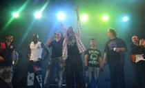 生活化的演出:紅新青國際樂隊在伊比利亞半島上的演出