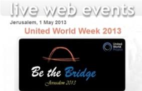 耶路撒冷:「成為橋」