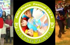 從世界進入埃及開羅:『生活和平節』的視頻