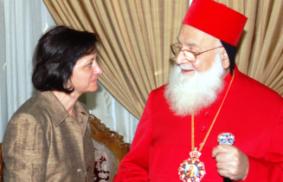 扎卡一世宗主教(Patriarch Zakka I Iwas)