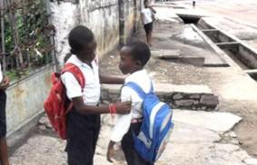 剛果共和國:『學生會』