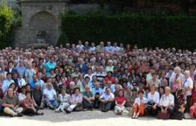 2014年,普世博愛運動全體大會