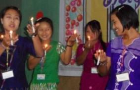 來自緬甸的消息