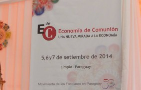 巴拉圭首次共融經濟會議