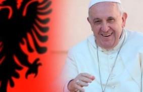 阿爾巴尼亞:期待教宗方濟各到訪