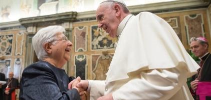 教宗方濟各給普世博愛成員的三個叮囑──默觀、出外和培育