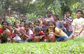 印度:儲蓄罐——你給的越多,你得到的也多
