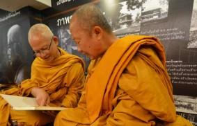 佛教僧侶宣揚普世手足情誼