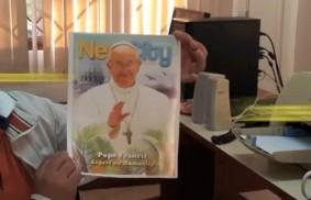 菲律賓:為教宗方濟各譜寫的歌曲