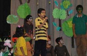 孟買:音樂劇中的年輕藝術家