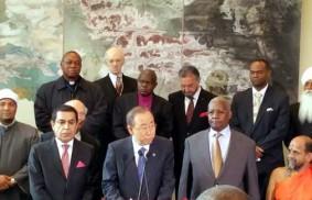 聯合國辯論會:『極端』的交談領域