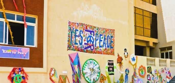 2015年度「生活和平」計劃:來自開羅的說話和圖像