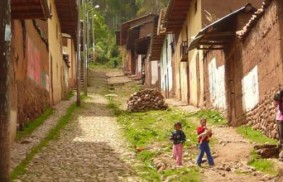 秘魯:在最偏遠的山區上建學校