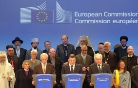 歐盟布魯塞爾:「一起生活與接受差異」