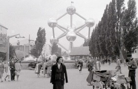盧嘉勒:1958年世博會耶穌的臨在