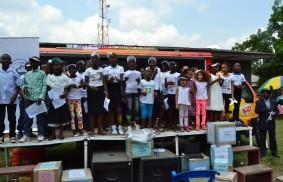 剛果:成為傳播和平的說唱手