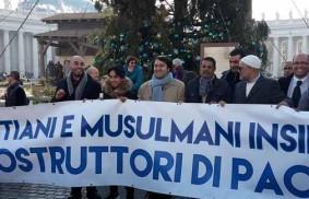 穆斯林和基督徒步入手足情誼之域