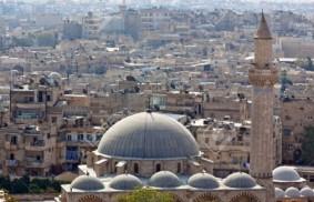 世界之大,為什麼是敘利亞呢?