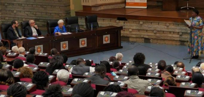 肯尼亞:傅瑪利談及現代社會法律的角色
