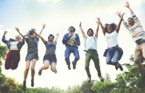 第一屆「青年世界和平會議」