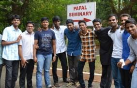 170位神學修士於印度參加專題研習會