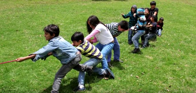 生活福音:孩子們的榜樣