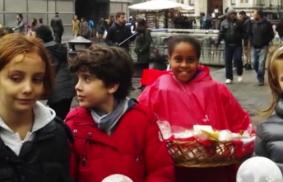 第四代新青視耶穌為聖誕節的中心