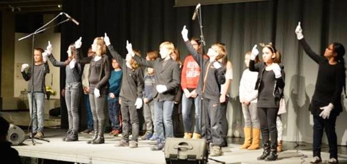 在奧地利舉行聲援敘利亞音樂會