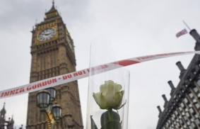 悼念倫敦恐襲