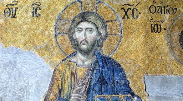 基督復活了!
