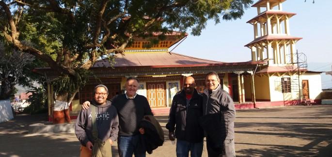 喜馬拉雅山區的普世博愛運動中心