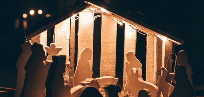 聖誕的節日,請給耶穌一個位置