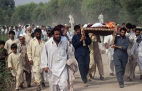 阿富汗的屠殺仍在進行