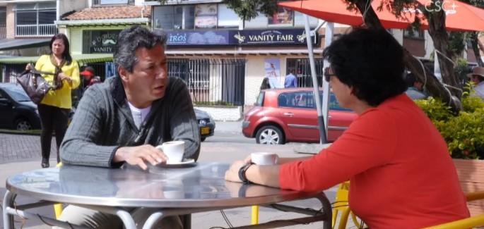 哥倫比亞──和解的真相