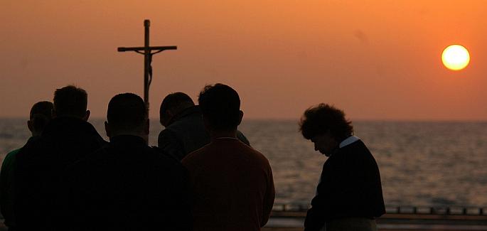 聖週五——被捨棄的耶穌