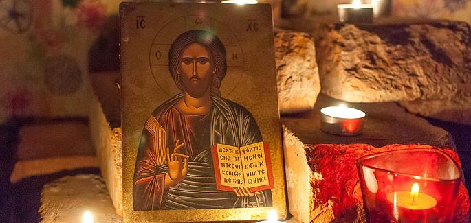 復活主日——復活的主
