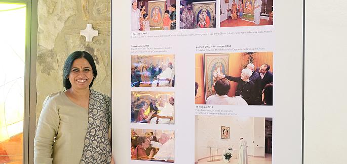 印度教團體走訪盧比亞諾和亞西西:一次心靈和思想的相遇