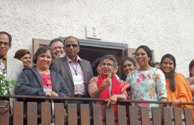 印度教徒到訪唐納迪哥(Tonadico)