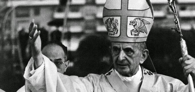 教宗與新青的一席話